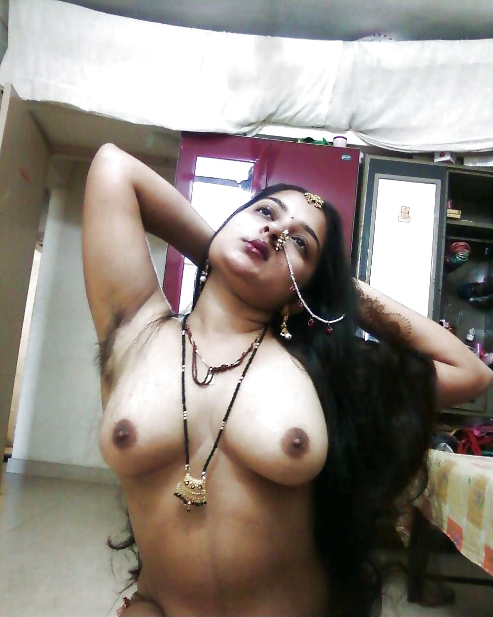 Hairy armpits indian desi girls