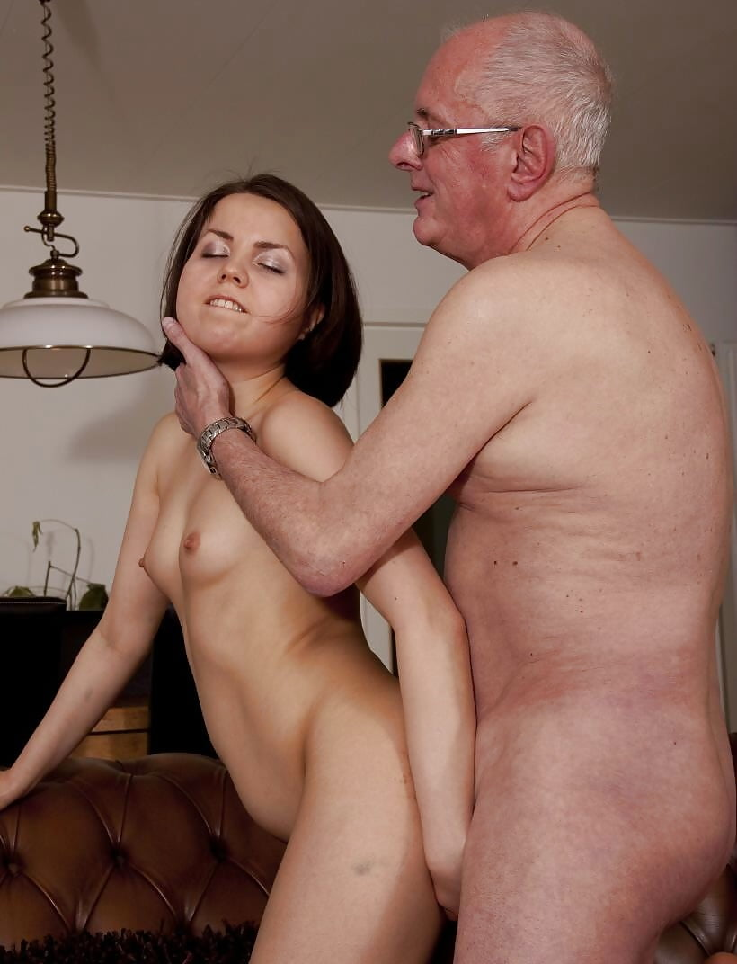 Older and young sex, anal play prostate