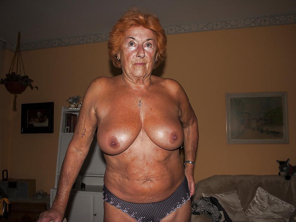 Old Women Redhead Pics