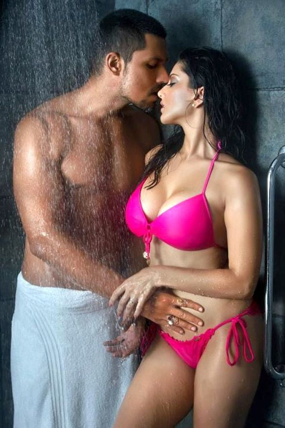 Sunny leone ki sexy sexy photo