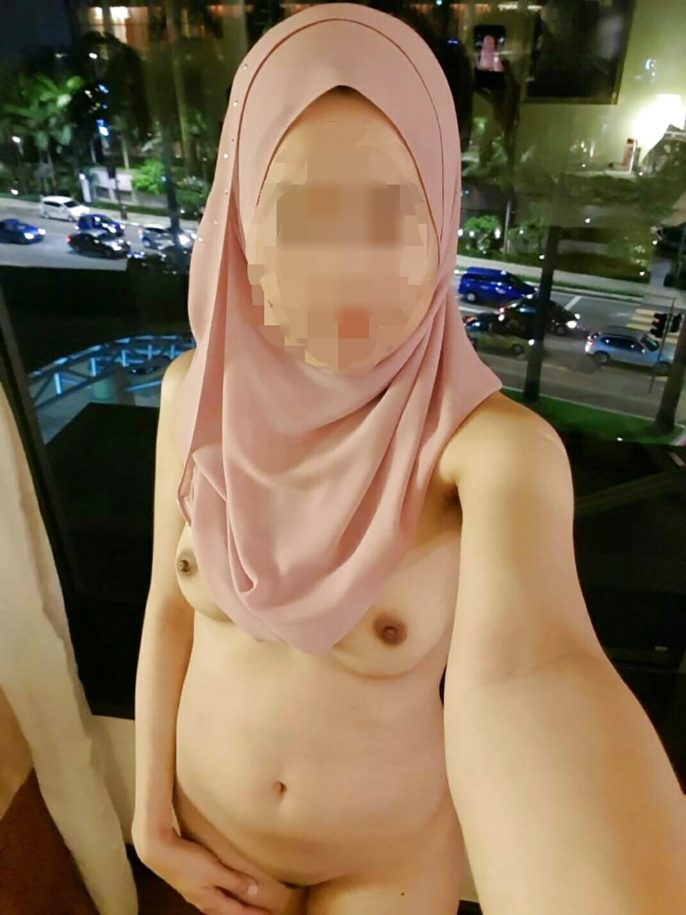 Tudung ladies naked — photo 10