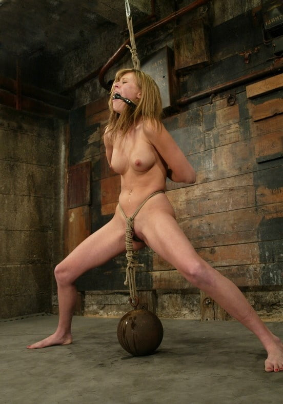 Naked girl pussy stripdown searched tortured 15