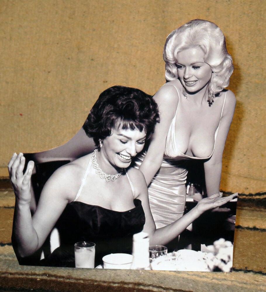 стремимся создавать джейн мэнсфилд и софи лорен фото некоторых женщин отмечаются