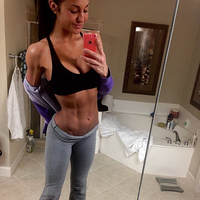 The hottest yoga and fit girls