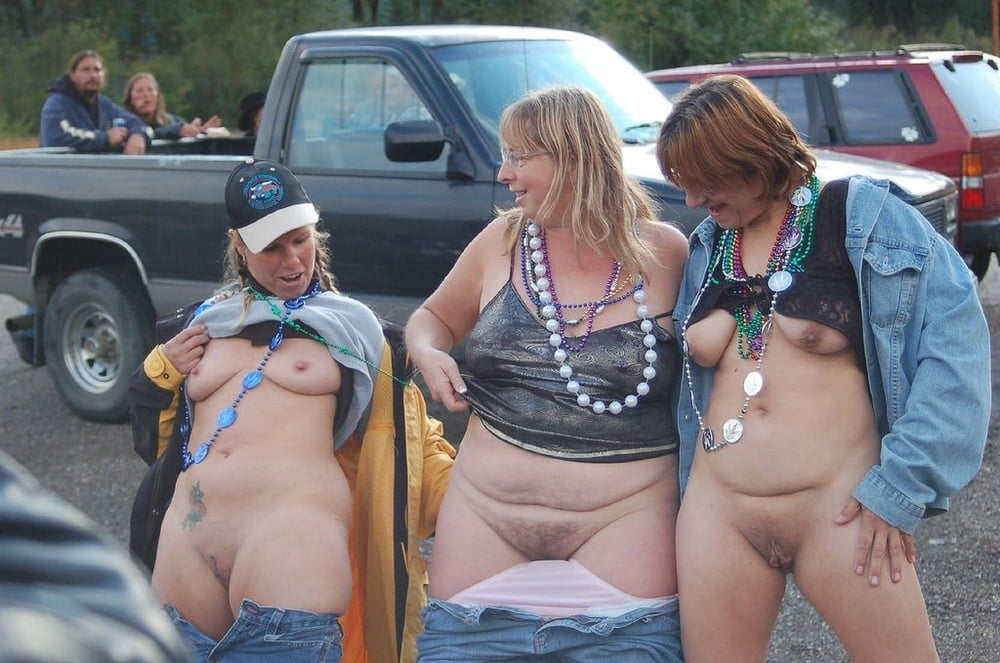 Fat chicks embarrassed naked