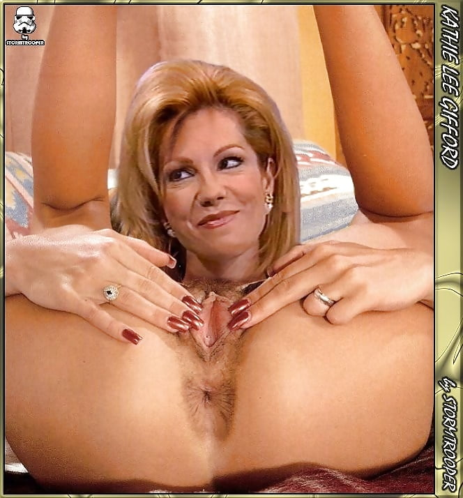 Hot Katherine Lee Nude Gif