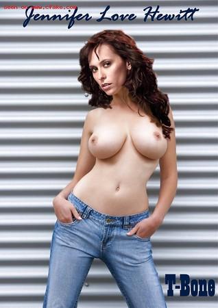 Jennifer love hewwitt nude