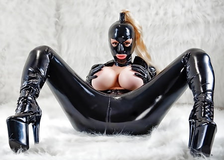 Geil in latex