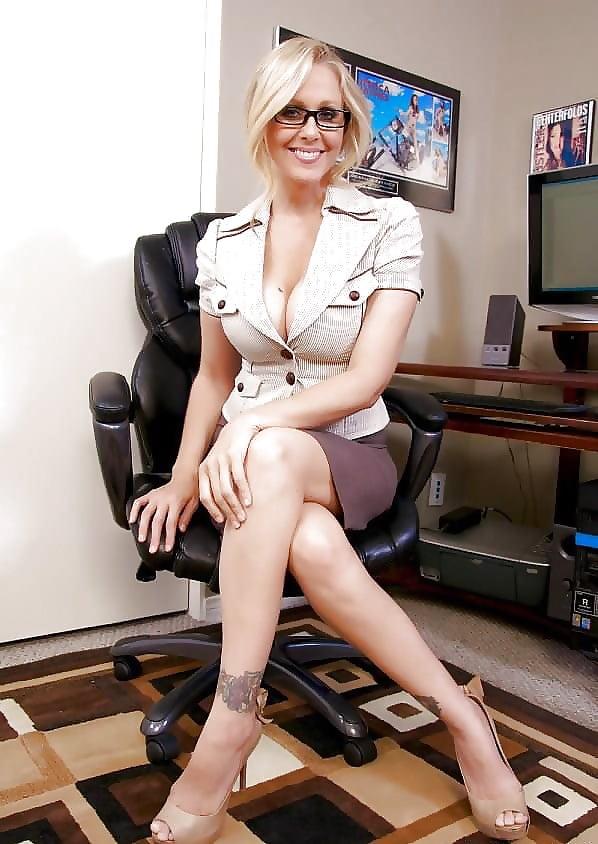 Dominant female leader boss stock photos