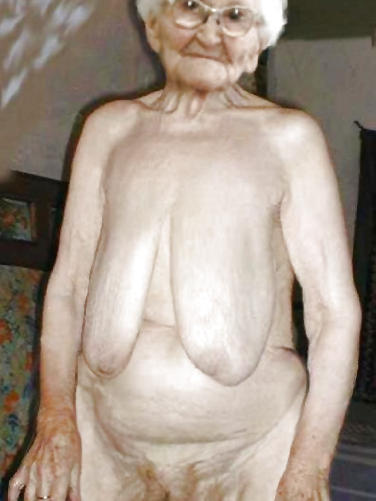 Old person nudes