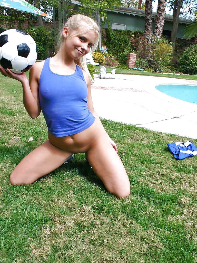 Soccer teen sluts 6