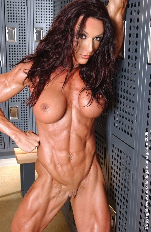 Fuck Muscle Female