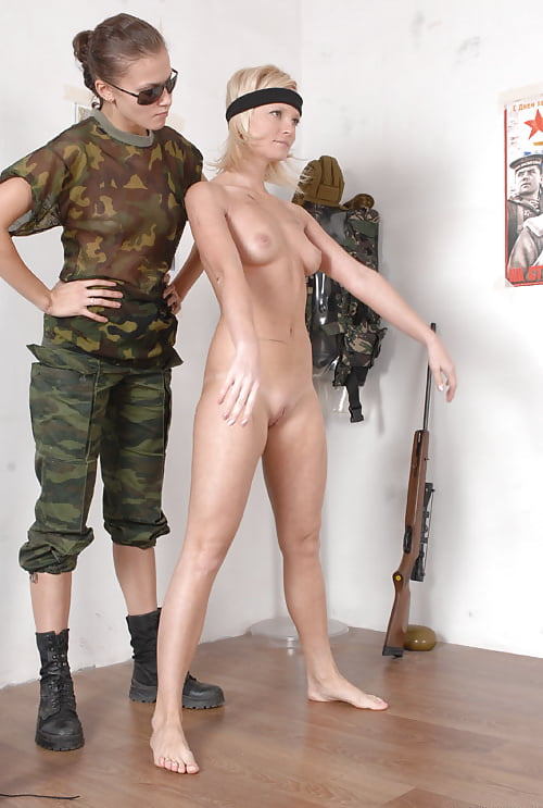 Naked Women In Uniform Military Xxx Pics