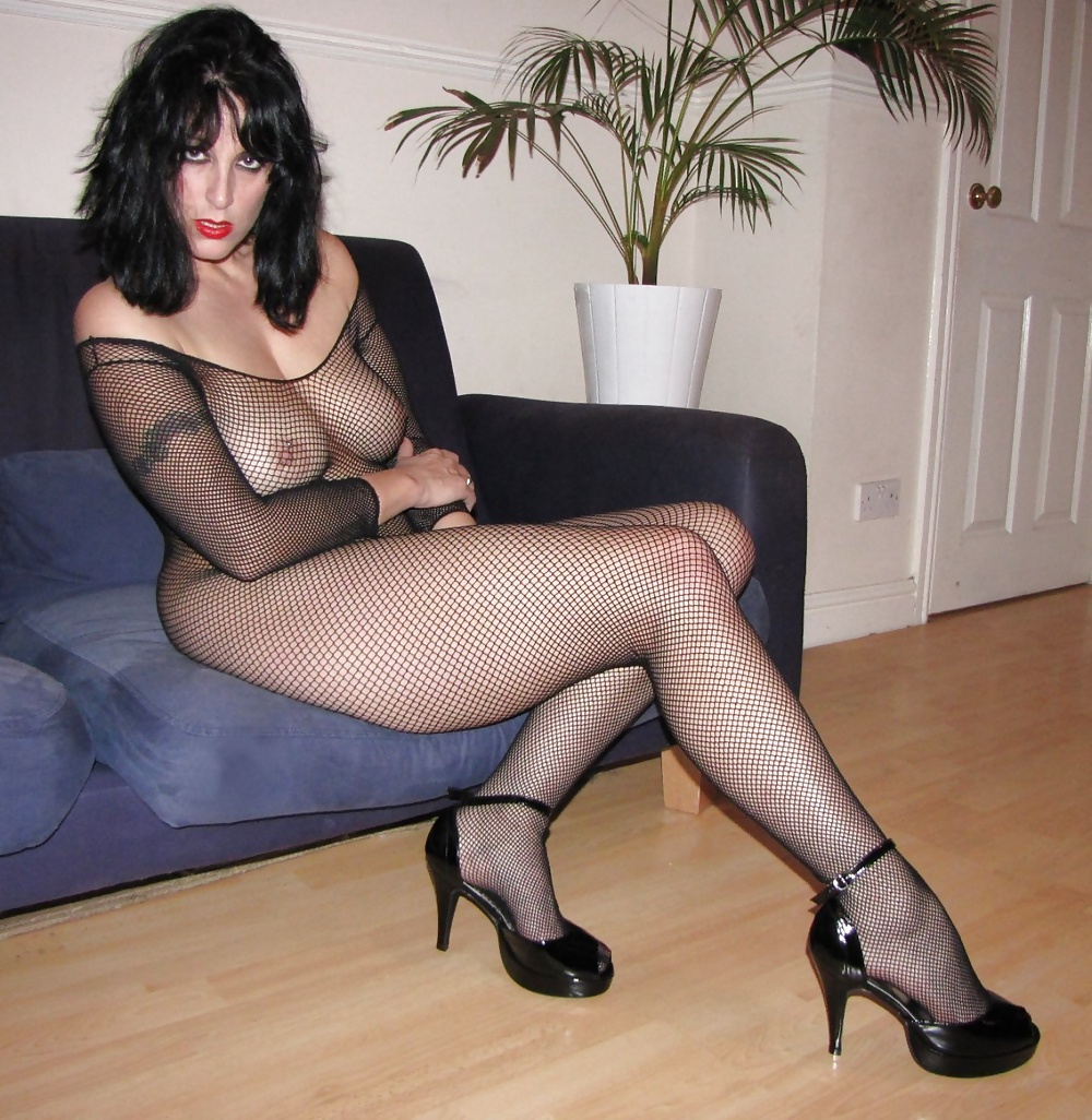 Matures in fishnets, photo album by chunky lover