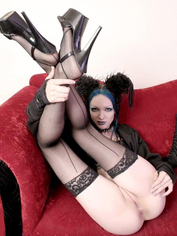 Gothic sluts naked #13