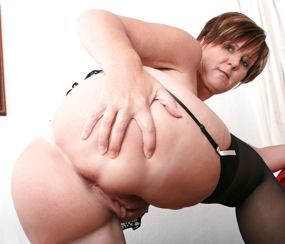 Big Mature Ass Porn