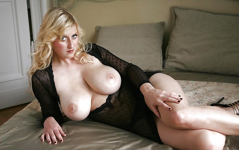 Sexy Busty Blonde Allegra Tonic Movies 1
