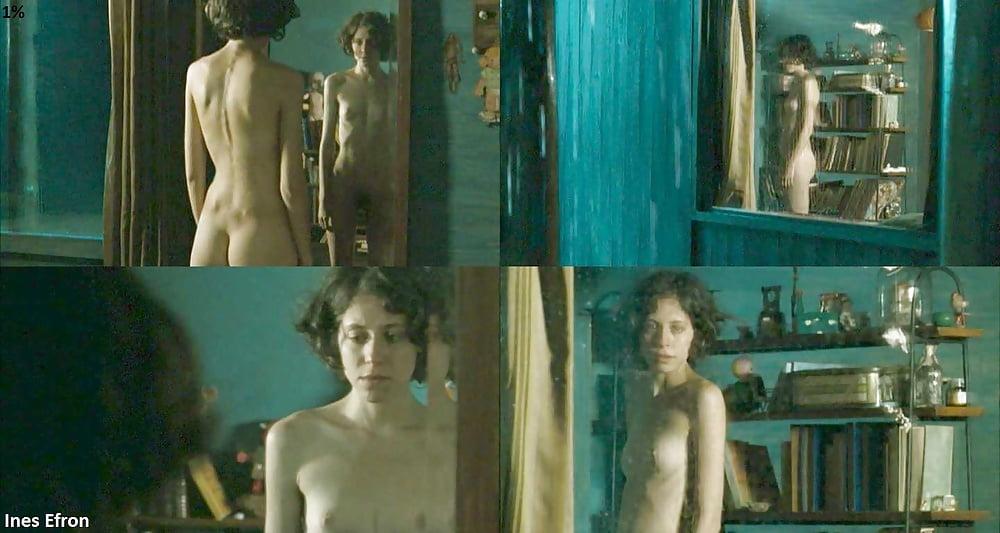 Ines Efron Nude