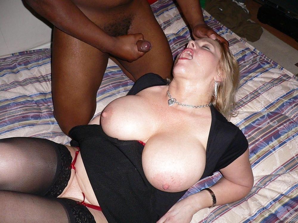 Nude ebony milf danica