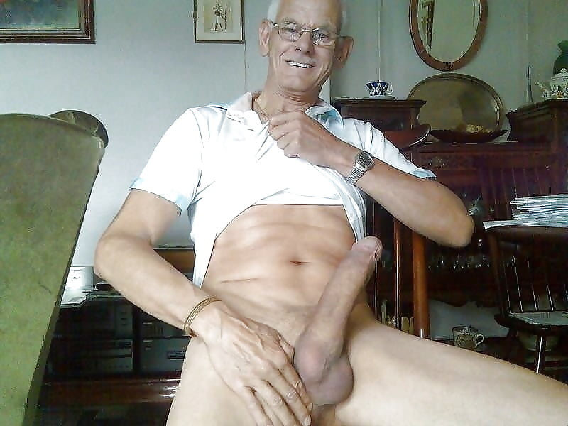 Old Man With Big Hard Cock Mega Porn Pics