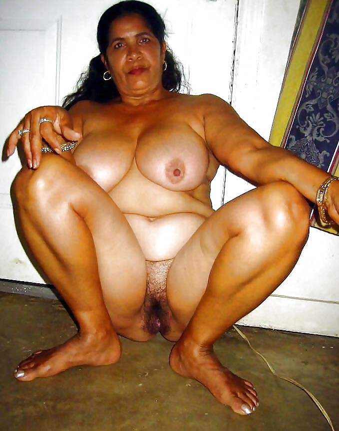 Indian grannies nude
