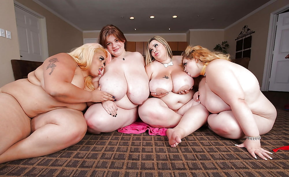 Bbw taken by the lesbians for the first time