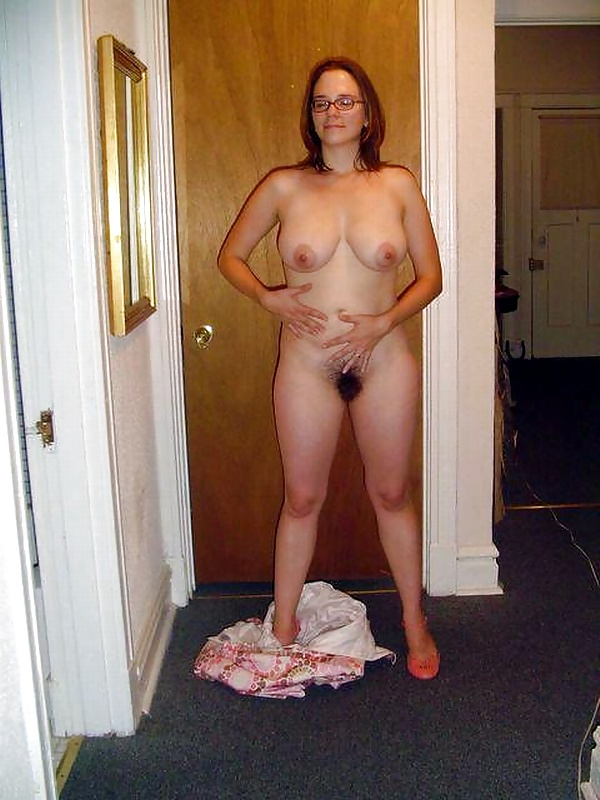 Real amateur average housewives naked — photo 5