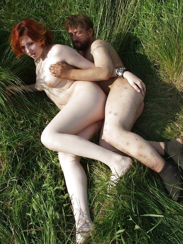 фото секса девок с бомжами - 6