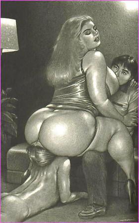 photographs Erotic femdom