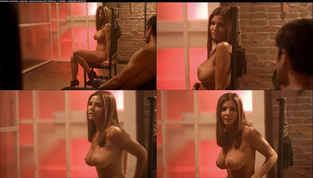 Charisma Carpenter Whipping And Sex Scene On Scandalplanetcom