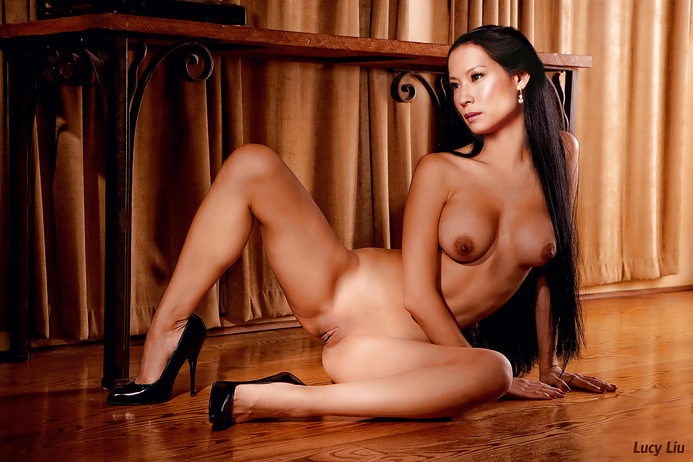 Lucy Liu Naked Erotic Photos Of Celebrities And Sexy Actresses