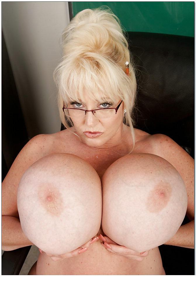 Big boobs teacher mature