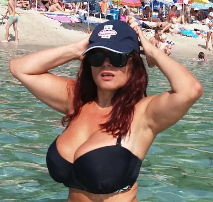 Big tits in tops tumblr