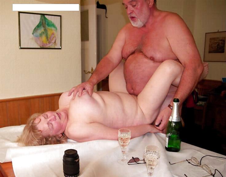Веселые пенсионеры порно фото 12