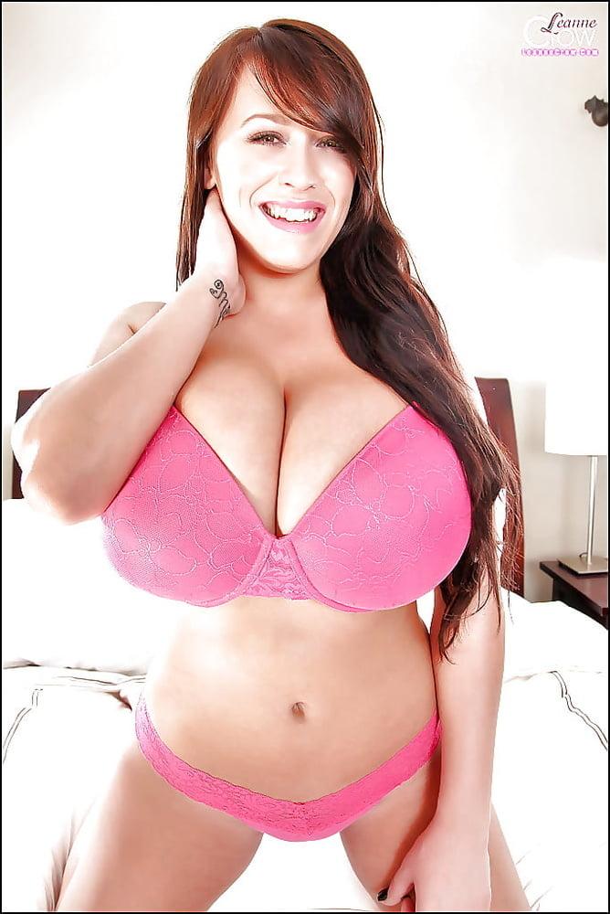 BBW SEXY BRA(LEANNE CROW)- 50 Pics