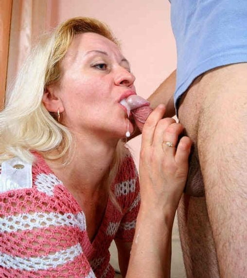 Young Girl Sucking Big Cock