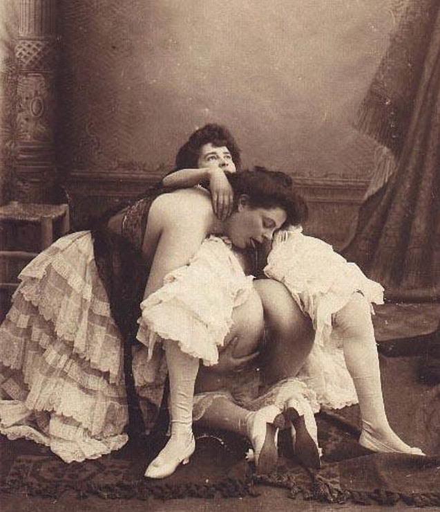 Старинные эротические рисунки и фото