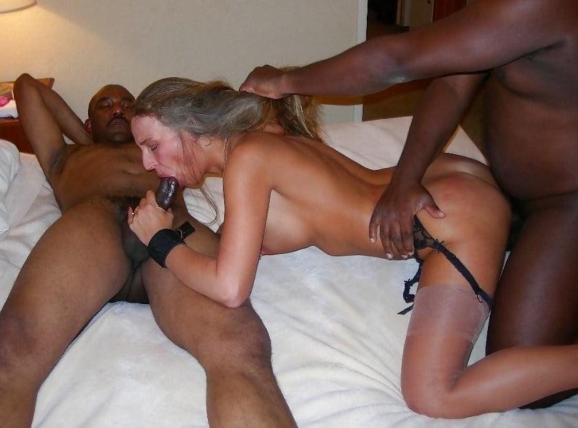 Black Master Bbc Facefucks White Slave
