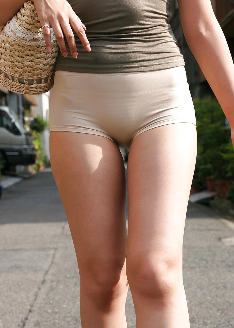Asian Girls On Tight Panties Upskirt Voyeur Street - 230 -4100