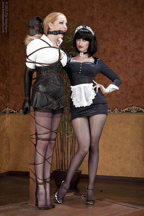 French maid outfit