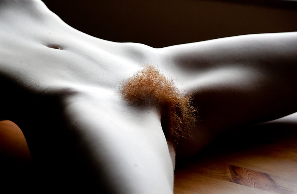 Nude redhead pubic hair video