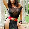 Tiara Harris hot black milf