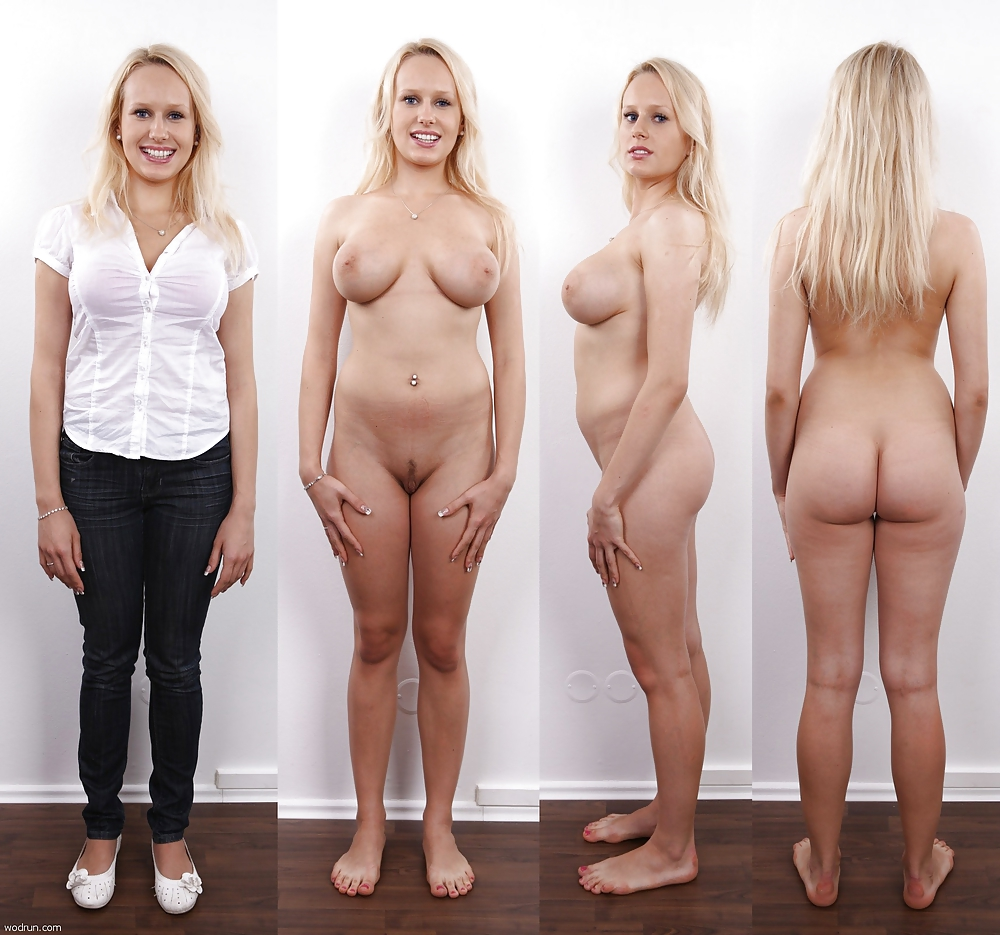 Nude real natural women
