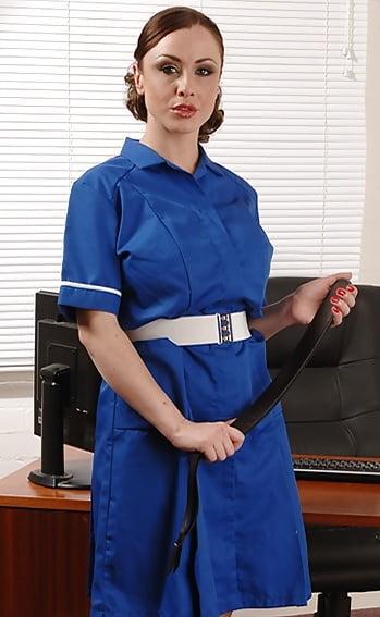 Mistress strict nurse