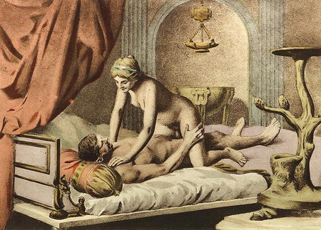 century art 20th erotic