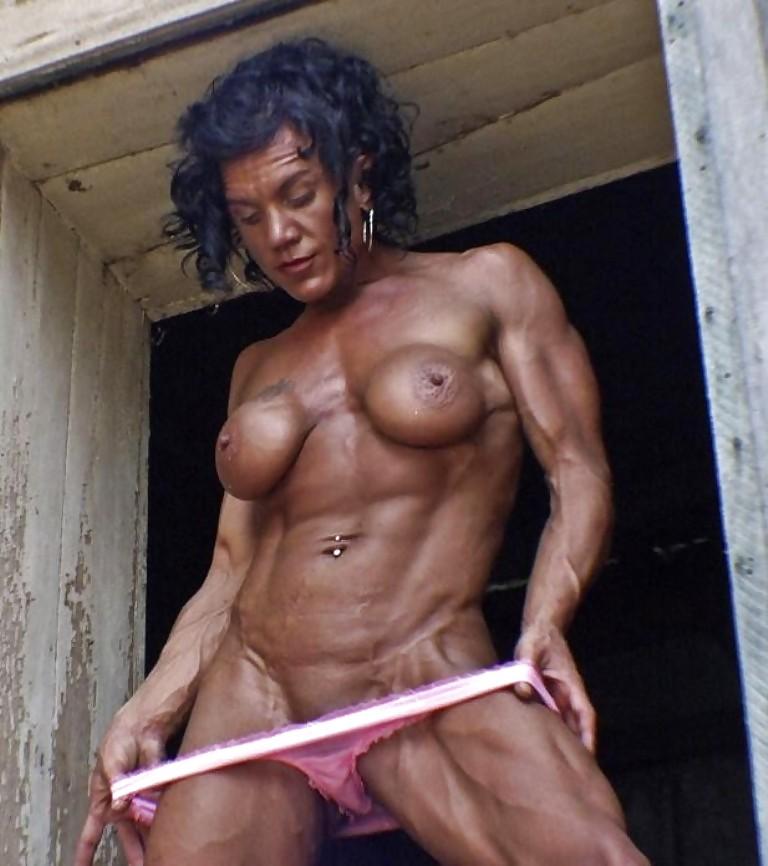 Самая сильная женщина планеты голая #7