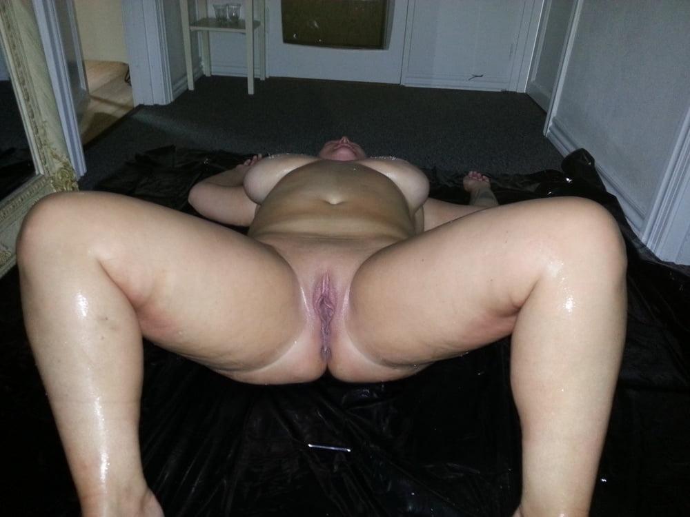 Chubby Blonde French Slut - 292 Pics