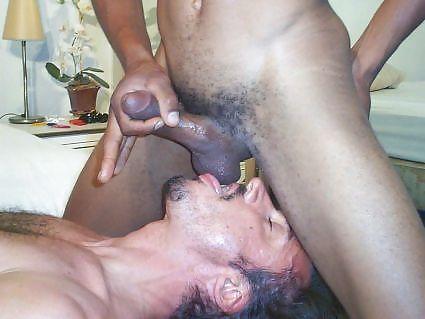 licking Ball gay