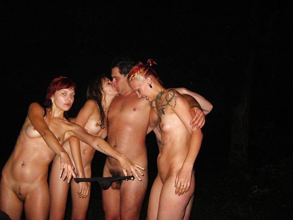 С друзьями голышом — photo 7