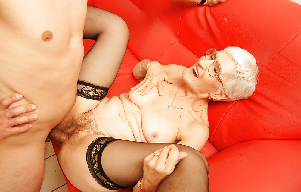 Old Ladies Getting Fucked, Porn